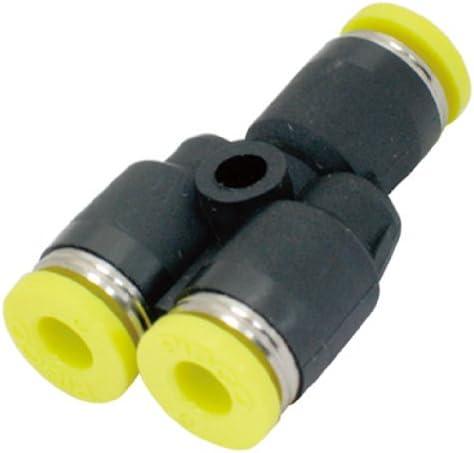 新潟精機 BeHAUS チューブ用ワンタッチ継手 ユニオンY チューブ外径:4mm PY4