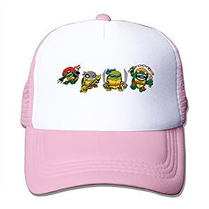 Elnory TURTLES7 Unisex Hunting Cap Pink