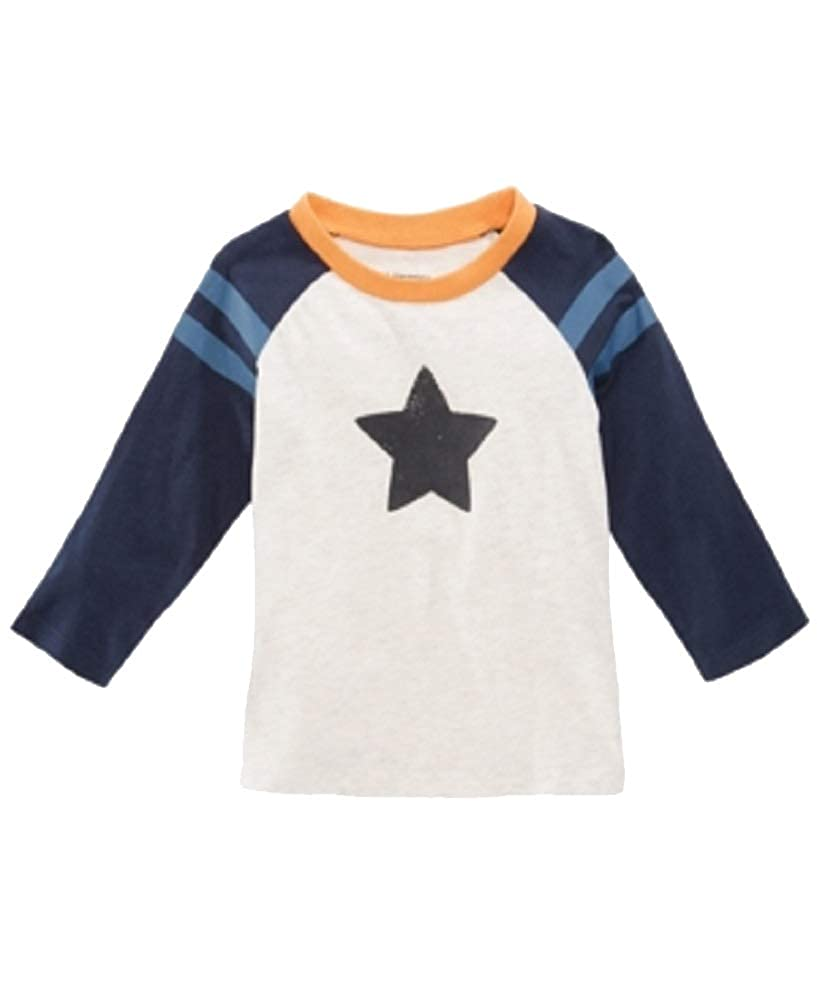 First Impressions Baby Boys Star-Print T-Shirt