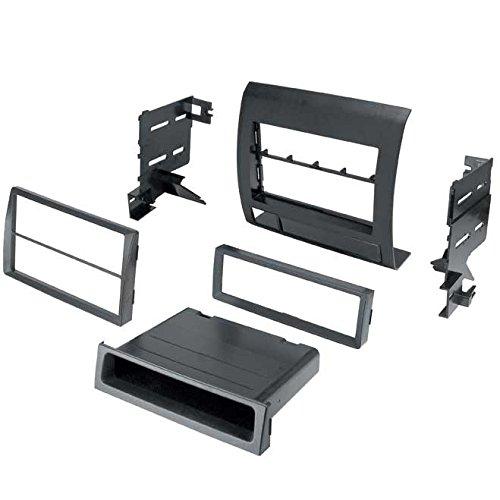 American International Car Install Kit Stereo Dash Mounting Kit For Toyota Tacoma 2005-11 - Black