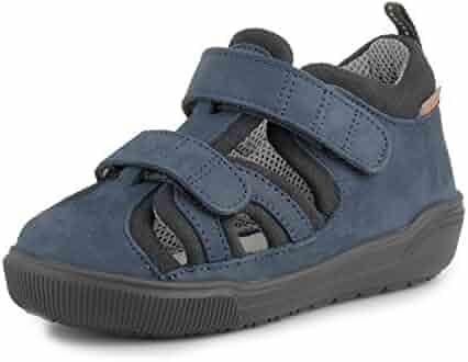 2733d4fe177a Schein Chen 367000 TN5 Navy Blue Orthopedic Extra Depth Sandal