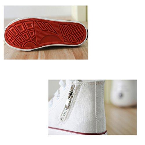 Sabe - Zapatillas de Material Sintético para mujer Weiß02