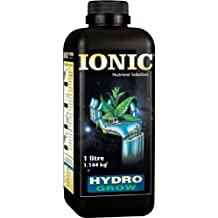 Ionic Hydro Grow 1 Litre - Hydroponic Liquid Growth Nutrient