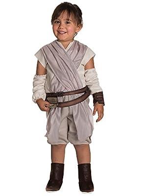 Rubie's Costume Girls Star Wars VII: The Force Awakens Rey Costume