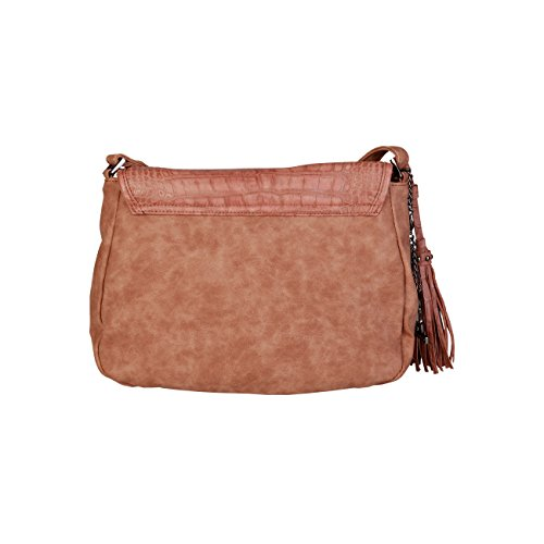 Women Bag Brown Biagiotti Cross Body Women Genuine Laura Designer Crossbody Bag vSqvrPwg