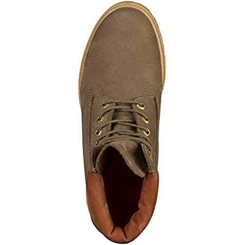 Timberland CA1LXJ hommes Bottine gris, EU 45 well-wreapped
