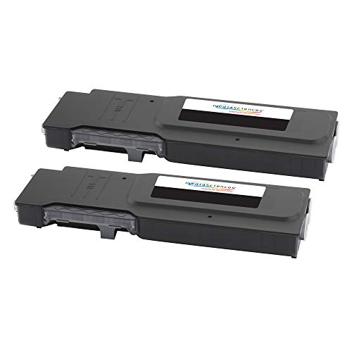 Media Sciences Xerox WorkCentre 6655 106R02747 Compatible Toner Cartridge 2-Pack