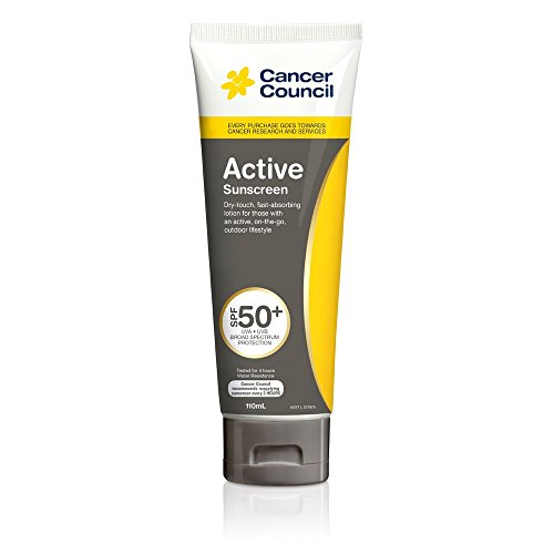 Cancer Council Australia Active Dry Touch Sunscreen SPF 50 110 - Shop Cancer Council Australia