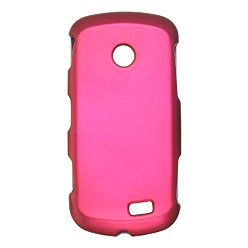 Samsung Solstice II Case, Dreamwireless Rubberized Hard Snap-in Case Cover For Samsung Solstice II SGH-A817, Hot - Policy Return Solstice