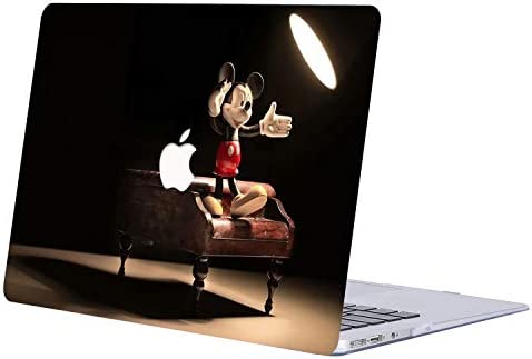 JR158 Minions MacBook Pro 13 Inch Case with Retina Display 2012-2015 Release Model A1425//A1502,AJYX Plastic Hard Shell Cover for MacBook Pro 13 Retina
