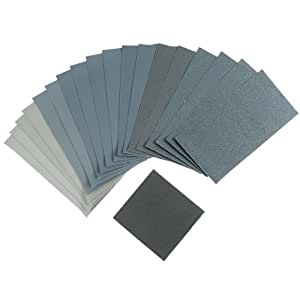 MICRO MESH SANDING SHEETS WOODWORKERS KIT