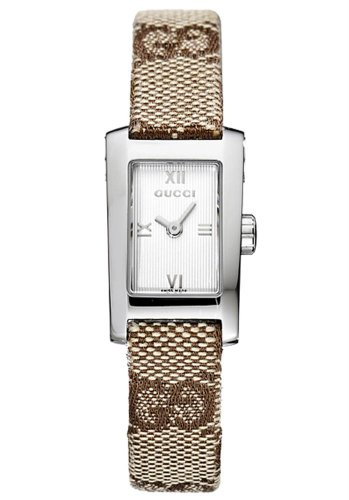 6223f77b81b Buy GUCCI Women s YA086506 8600 Series Watch Online at Low Prices in India  - Amazon.in