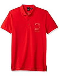 BOSS Orange Men's World Cup Soccer Country Polo Shirt