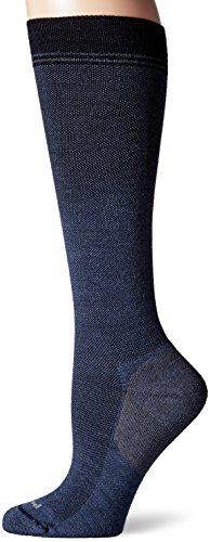 Sockwell Women's Rejuvenator Compression Socks, Small/Medium, Denim