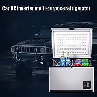 Compresor portátil Refrigerador Vehículo, Coche, Camión, RV, Barco ...