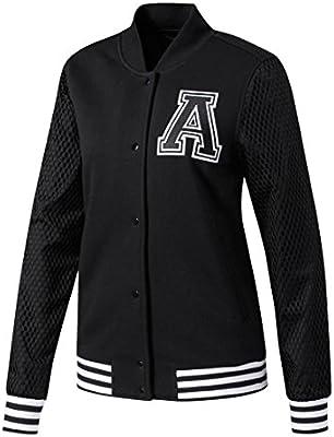 adidas Women's Jacke Style Varsity Jacket