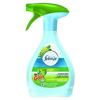Amazon.com: Febreze 47804CT Fabric Refresher & Odor ...