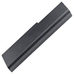 NEW Battery Replacement for Pa3817u-1bas Pa3817u-1brs Toshiba Satellite L700 Satellite L730 Satellite L735 Satellite L740 Satellite L745d Satellite L745 Satellite L755 Satellite L755d Satellite L770 Satellite L770d Satellite L775 Satellite L775d Satellite