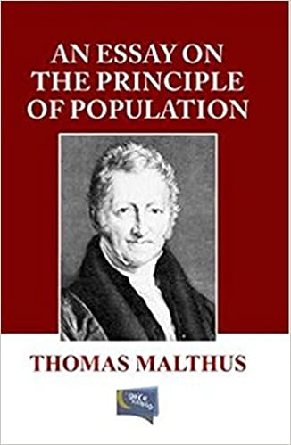 an essay on the principle of population and other writings