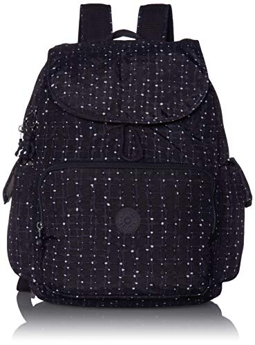 Kipling womens Zax Backpack Diaper Bag, Tile Print, One Size