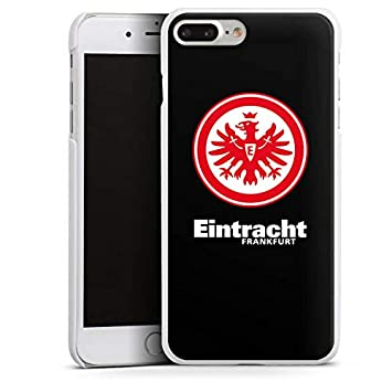 DeinDesign H/ülle kompatibel mit Apple iPhone 8 Plus Handyh/ülle Case Eintracht Frankfurt SGE Adler