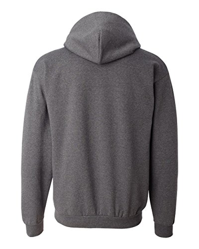 Champion Men's Double Dry Eco Hooded Pullover Fleece