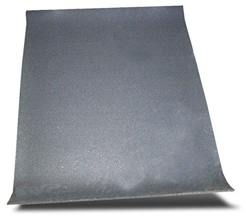 - American LandMaster 2-55078 Rubber Bed Mat for full size UTV