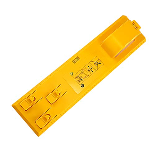 Multifunction Level Ruler Bubble Level Measuring Tool Picture Frame Hanger ABS Plastic DIY Hand Tool