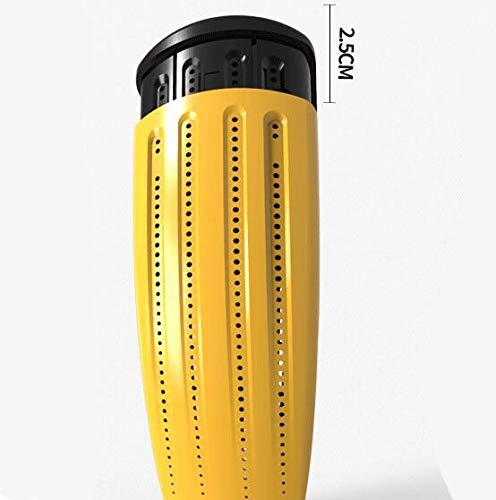 Ntelligent Secador Sincronización Desodorante Secadora Fragancia Zapatos Arranque Hornear Retráctil Esterilización Zapat Tostadora De Calzado Hogar Calentador Función Luz Zapato Púrpura rS5rRqPw
