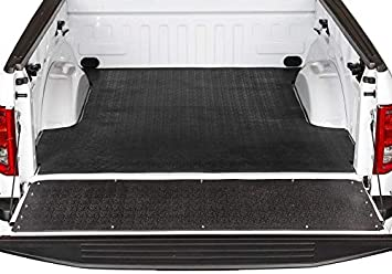 Amazon Com Gator Rubber Tailgate Mat Fits 2015 2018 Chevy Colorado Gmc Canyon Only Liner Automotive