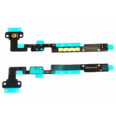 Bislinks® New Menu Home Button Circuit Flex Cable Ribbon Replacement Part for iPad Mini (Ipad 3 Home Button Cable)
