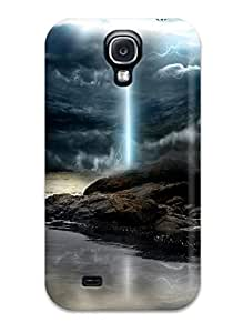 New DMyLgpn13582nfooM Landscape Fantasy Abstract Fantasy Skin Case Cover Shatterproof Case For Galaxy S4