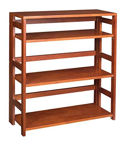 Niche A-FF3430AC Flip Flop Folding Bookcase, 34