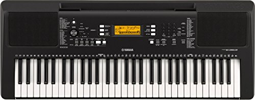 Yamaha PSR-E363 PKS 61-Key Premium Keyboard Pack with Stand, Headphones & Power Supply