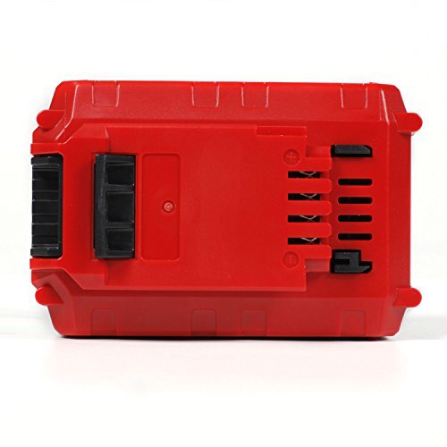 LENOGE 20V 5000mAh Lithium Replacement Battery for Porter Cable PCC685L PCC685LP PCC680L PCC682L PCC681L PCC680L PCC682L PCC600 PCC640 PCCK602L2 Cordless Power Tools (2 Pack) by LENOGE (Image #2)