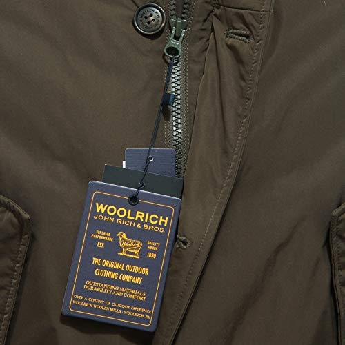 Woolrich Boy Jacket Artic 6244x Piumino Green Verde Bimbo Parka fqwfrT