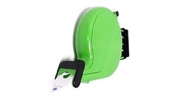 Dispensador de tickets SU TURNO color VERDE. Con rollo tickets incluido.Alta calidad: Amazon.es: Industria, empresas y ciencia