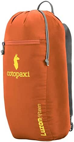 Cotopaxi Kid's Luzon 15L Durable Lightweight Nylon Hiking Packable Daypack Backpack