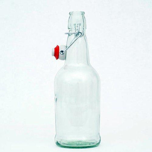 ez cap clear bottles - 5