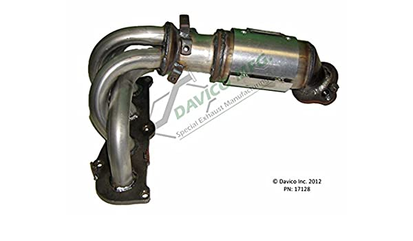 Davico 17128 Catalytic Converter