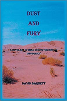 Book Dust and Fury