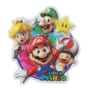 Mario Brothers Poptop Cake Topper ~ Designer Cake/Cupcake Topper ~ New!!!!!