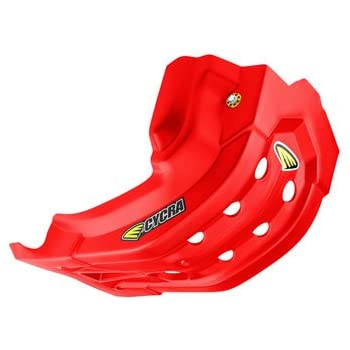 Red Cycra Full Coverage Skid Plate 1CYC-6200-33 10-17 HONDA CRF250R
