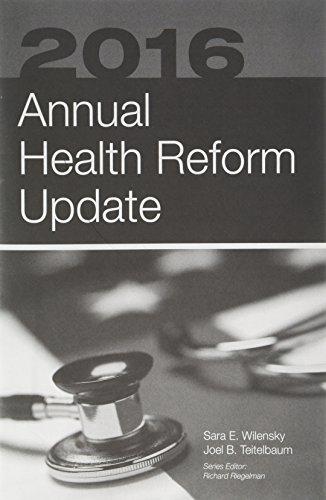2016 Annual Health Reform Update