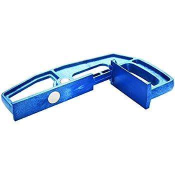 Rok Hardware Magnetic Drawer Slide Mounting Kit Includes