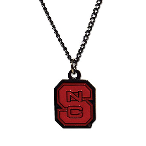 NCAA NC State North Carolina State Fan Necklace