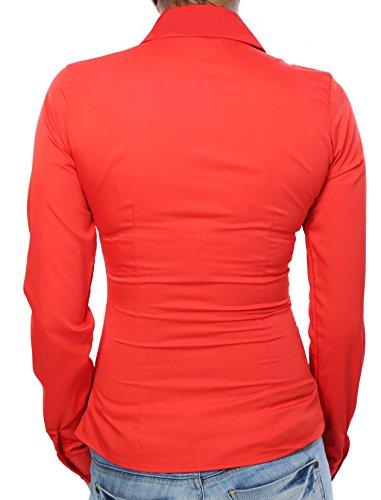 DI'SHE by SMC - Camisas - para mujer Rojo