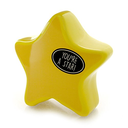 - Enesco Our Name is Mud by Lorrie Veasey DIY Signature Star Figurine, 4.75