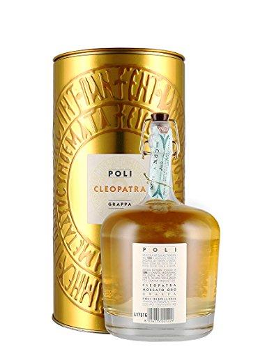 Grappa Moscato Oro Cleopatra Astucciato Poli Distillerie 0.7 l astucciato 2 spesavip