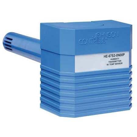 (Johnson Controls HT-6702-0N00P TRUERH Duct-Probe Humidity Transmitter, -2% RH Accuracy, 3.28